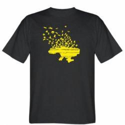 Мужская футболка Українські птахи