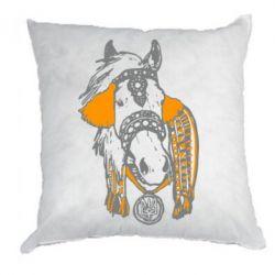 Подушка Українській кінь - FatLine