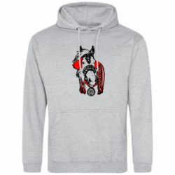 Толстовка Українській кінь - FatLine