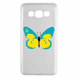 Чохол для Samsung A3 2015 Український метелик