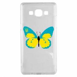 Чохол для Samsung A5 2015 Український метелик
