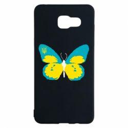 Чехол для Samsung A5 2016 Український метелик