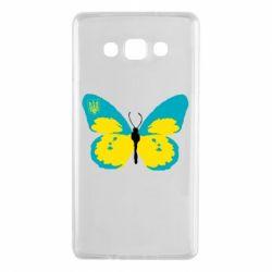 Чохол для Samsung A7 2015 Український метелик
