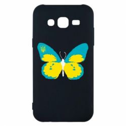 Чохол для Samsung J5 2015 Український метелик