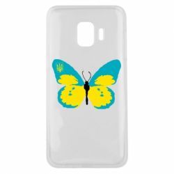 Чохол для Samsung J2 Core Український метелик