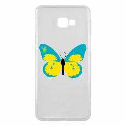 Чехол для Samsung J4 Plus 2018 Український метелик