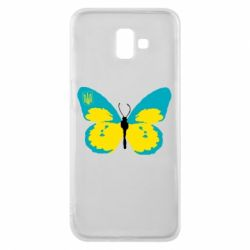 Чохол для Samsung J6 Plus 2018 Український метелик