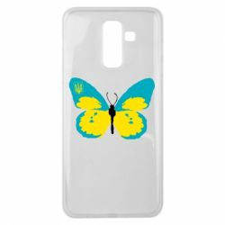 Чехол для Samsung J8 2018 Український метелик
