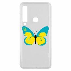 Чехол для Samsung A9 2018 Український метелик