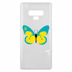 Чохол для Samsung Note 9 Український метелик