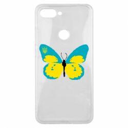 Чохол для Xiaomi Mi8 Lite Український метелик