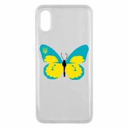 Чехол для Xiaomi Mi8 Pro Український метелик
