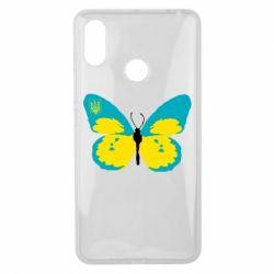 Чехол для Xiaomi Mi Max 3 Український метелик