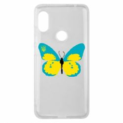 Чехол для Xiaomi Redmi Note 6 Pro Український метелик