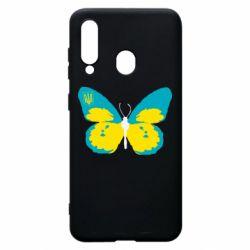 Чохол для Samsung A60 Український метелик