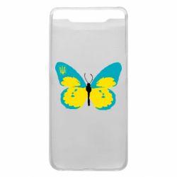 Чохол для Samsung A80 Український метелик