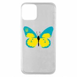 Чохол для iPhone 11 Український метелик