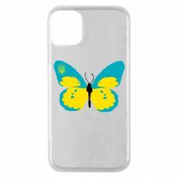 Чехол для iPhone 11 Pro Український метелик