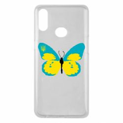 Чехол для Samsung A10s Український метелик