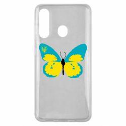 Чехол для Samsung M40 Український метелик