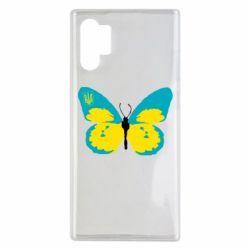 Чохол для Samsung Note 10 Plus Український метелик