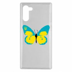 Чохол для Samsung Note 10 Український метелик
