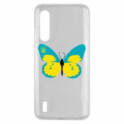 Чохол для Xiaomi Mi9 Lite Український метелик