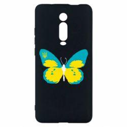 Чехол для Xiaomi Mi9T Український метелик