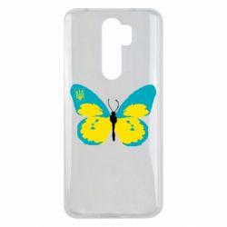 Чехол для Xiaomi Redmi Note 8 Pro Український метелик
