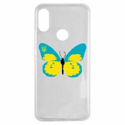 Чехол для Xiaomi Redmi Note 7 Український метелик