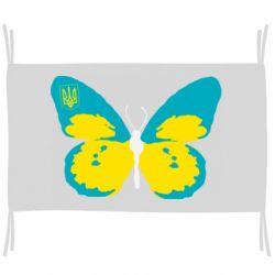 Флаг Український метелик