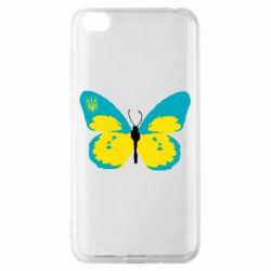 Чехол для Xiaomi Redmi Go Український метелик