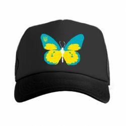 Кепка-тракер Український метелик - FatLine