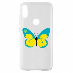Чехол для Xiaomi Mi Play Український метелик