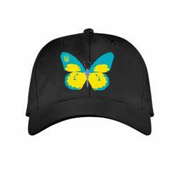 Детская кепка Український метелик - FatLine