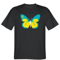 Мужская футболка Український метелик - FatLine