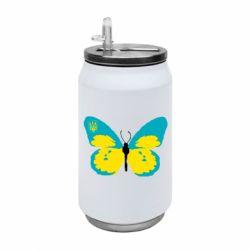 Термобанка 350ml Український метелик