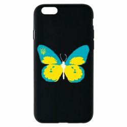 Чехол для iPhone 6/6S Український метелик