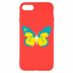Чохол для iPhone 8 Український метелик