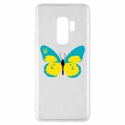 Чохол для Samsung S9+ Український метелик