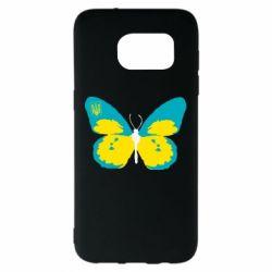Чехол для Samsung S7 EDGE Український метелик