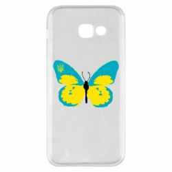 Чохол для Samsung A5 2017 Український метелик