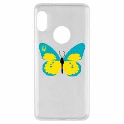 Чехол для Xiaomi Redmi Note 5 Український метелик