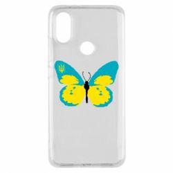 Чохол для Xiaomi Mi A2 Український метелик