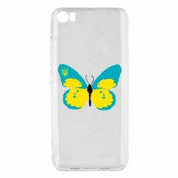 Чохол для Xiaomi Mi5/Mi5 Pro Український метелик