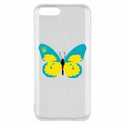 Чехол для Xiaomi Mi6 Український метелик