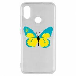 Чехол для Xiaomi Mi8 Український метелик
