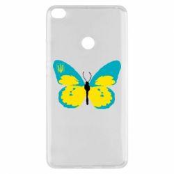 Чохол для Xiaomi Mi Max 2 Український метелик