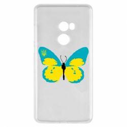 Чехол для Xiaomi Mi Mix 2 Український метелик