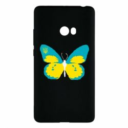 Чохол для Xiaomi Mi Note 2 Український метелик